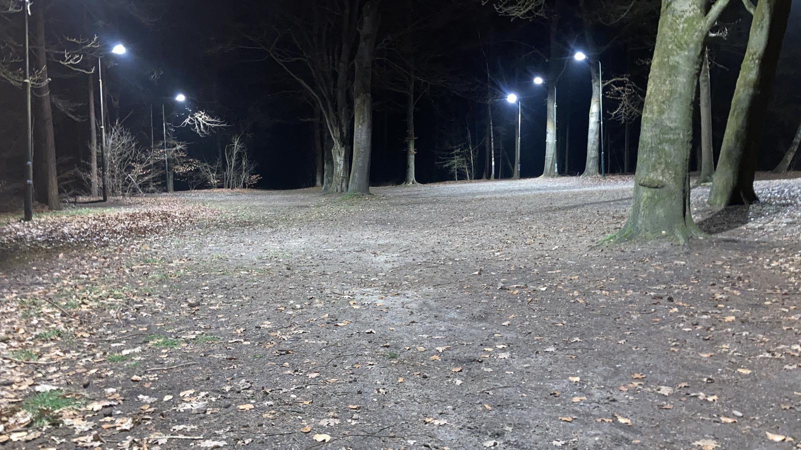 led verlichting sportveld