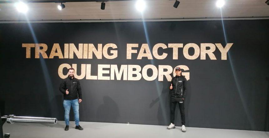 LED Verlichting bij Training Factory Culemborg